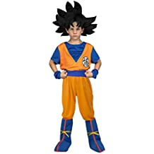 My Other Me Me Me Me- Goku Dragon Ball Disfraz, Multicolor (231409)