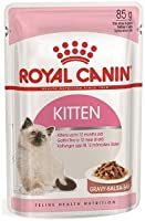 Royal Canin Gravy Kitten Instinctive 12x 85 GM Pouches Wet Food