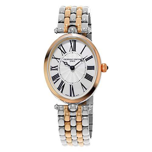 Frederique Constant Art Deco Reloj de Mujer Cuarzo Suizo FC-200MPW2V2B