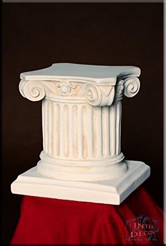 Griechische Mini Säule Antik Blumensäule Dekosäule Blumenständer Säulen Stuckgips