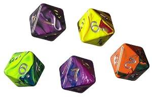 Philos Spiele - Juego de dados (Philos) Importado , Modelos/colores Surtidos, 1 Unidad