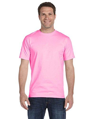 GILDAN -  T-shirt - Asimmetrico - Uomo Heliconia