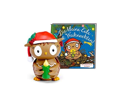 Cover des Mediums: Die kleine Eule feiert Weihnachten (Tonie)