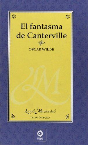 El Fantasma de Canterville y Otros Cuentos Cover Image