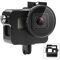 SHOOT Aluminium Legierung Skelett schützende Gehäuse Case mit 52mm UV Filter für Gopro Hero 5 Action Kamera