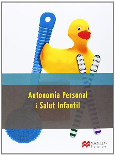 AUTONOMIA PERSONAL I SALUT INFANTIL (Educación Infantil) - 9788415656807