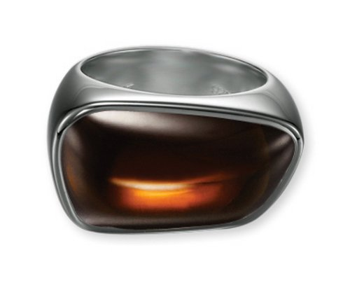 Esprit Damen-Ring Dark Night Sterling-Silber 925