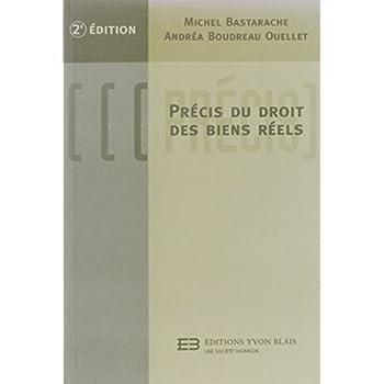 Precis du Droit des Biens Reels 2 ed