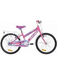 Bicicleta de niña Atala bailarina S 20sin cambio Nuova Già Montada al 95%