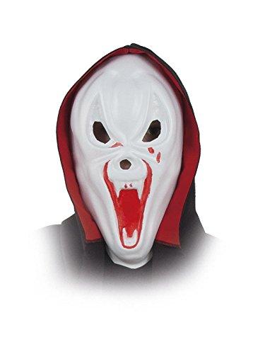 Máscara Scream goma eva