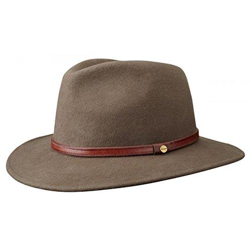 traveller-rantoul-by-stetson-sombrero-de-fieltro-de-lanasombrero-outdoor-s-54-55-verde-oliva