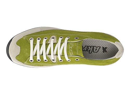 Akron - Multiplus 3194 - Chaussure en Suede Vert