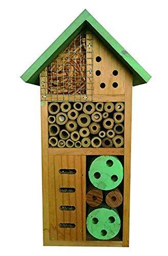 Heritage Fix On, casetta in legno da giardino per insetti, api e coccinelle, 2630, colore...