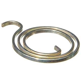 Door Handle Springs 2.5-turn coil, 2.0mm thick, 27.5mm Diameter (Pack of 10)