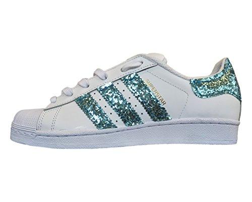 scarpe adidas donna brillantinate