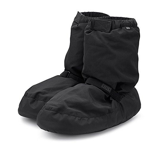 Bloch IM009 Warm Up Booties Various Colours Small Child - XL Adult Black