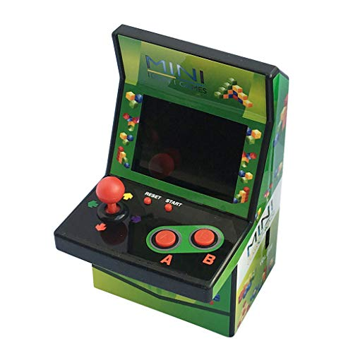 le for Kids Built-in 108 Classic Games 2,8-Zoll-Retro-Mini-Arcade-Handheld für Kinder ()