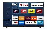 "40"" Ultra HD 4K Smart TV with Freeview HD & Netflix Wifi"