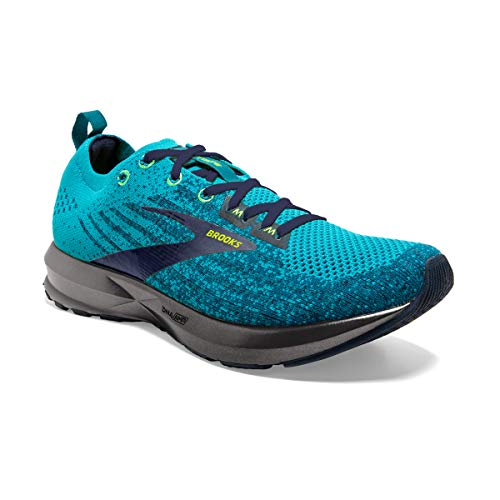 Brooks Levitate 3, Zapatilla De Correr para Hombre, Blue/Navy/Nightlife, 42 EU