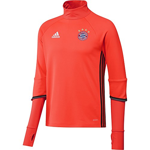 Adidas Bayern FC TRG Sudadera, Hombre, Rojo, L