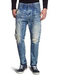 TOM TAILOR Denim Herren Jeans Niedriger Bund 62011520012/random anti fit denim