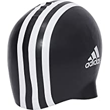 857737881cd6c GORRO NATACION ADIDAS SIL 3STRCPY 1PC. adidas Silicone 3-Stripes 1 Piece  Swimming Cap