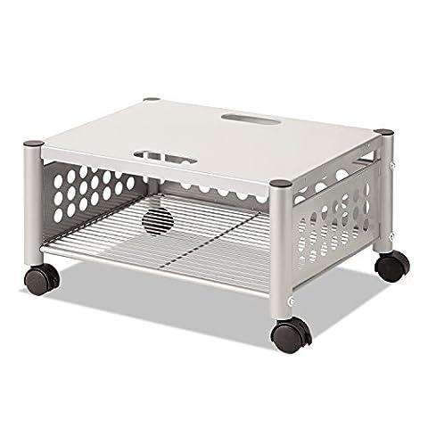Vertiflex Mobile Underdesk Machine Stand, 21 x 17 x 11