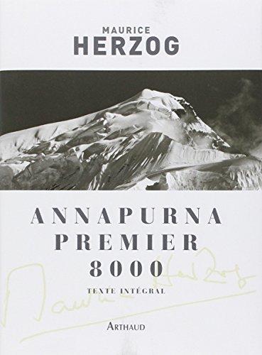 Annapurna, premier 8000 par Maurice Herzog
