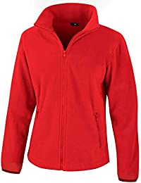 Result Damen Core Fashion Fit Fleece-Oberteil/Fleecejacke
