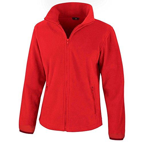 41DzgM0p1nL. SS500  - Result Womens/Ladies Core Fashion Fit Fleece Top