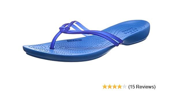 f662110f crocs Women's Isabella Flip W Flops: Buy Online at Low Prices in India -  Amazon.in
