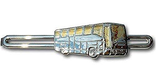 Krawattenklammer modern bus