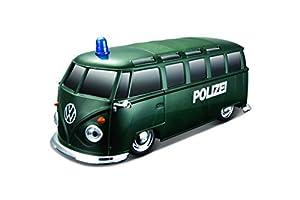 Maisto 582091p-1: 24R/C Light y Sonido VW Bus Policía, Vehículo