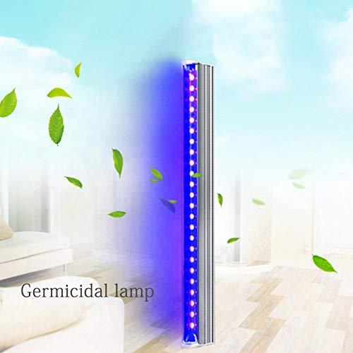 ZABOY Integrierte LED-UV-Entkeimungslampe, Energiesparende Leuchtröhre Für Desinfektion UV-Sterilisatoren Kanister Glühbirne