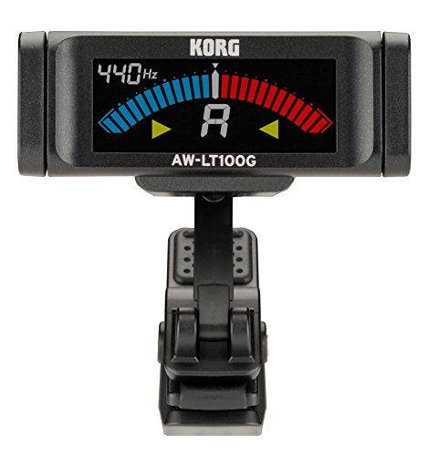 Korg AW-LT100G Clip-On Tuner für Gitarre
