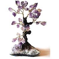 Reiki Healing Energy Charged Reiju Amethyst Kristall Einzigartiger Edelstein Chip Draht Wrapped Tree (wunderschön... preisvergleich bei billige-tabletten.eu