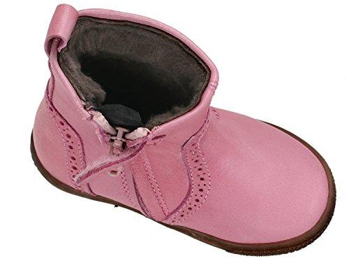 Clic!, Bottes pour Fille Pink (Rosa)