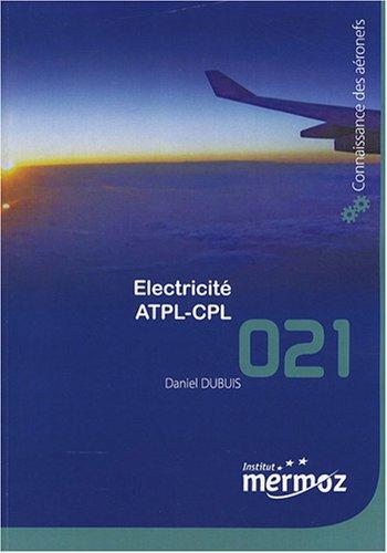 Electricité ATPL-CPL par Daniel Dubuis