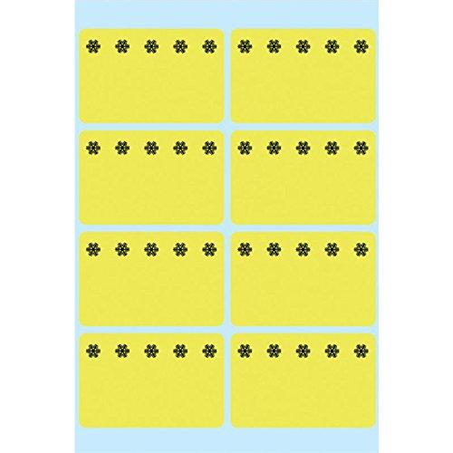 Herma 3771 Tiefkühletiketten gelb