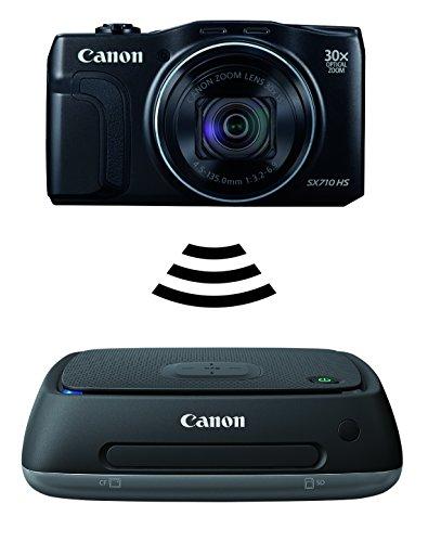 Canon PowerShot SX710 HS plus Connect Station CS100 Bundle