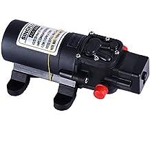 Fafada Bomba de agua automática 12V DC 4.3LPM (1.2GPM) 3.8L/min