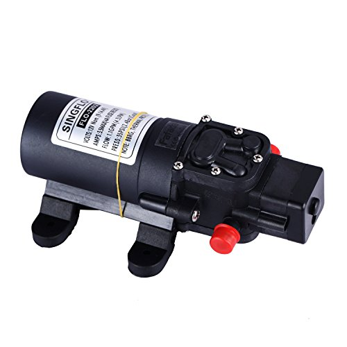 Fafada 12V automatische Druckwasserpumpe Wasserpumpe Trinkwasserpumpe Pumpe 4.3L/min