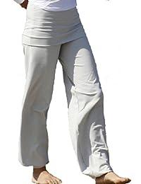 ESPARTO Pantalon de yoga «Sooraj»-l'original en coton bio