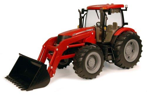 TOMY ERTL Big Farm 1: 16Case IH Puma 195Traktor mit Lader (Deere 16 1 John Traktor Ertl)