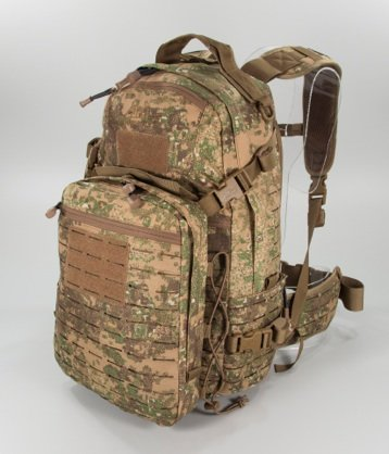 Direct Action Ghost Backpack Rucksack - PenCott Badlands - 28 Liter