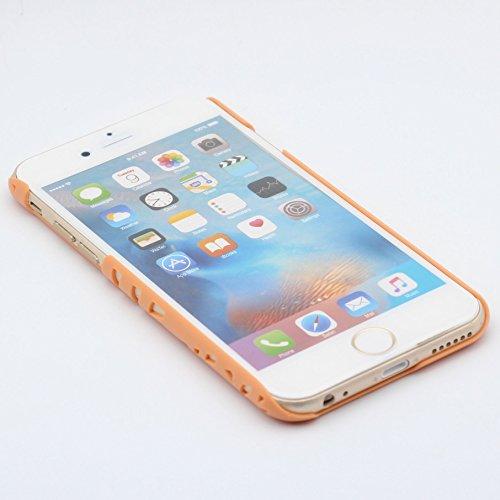 iPhone 5 / 5S / SE Custodia Cover , Keyihan Nido duccello cava Scolpita Trasferimento di calore Design Protettiva Case per lestate per Apple iPhone 5/5S/SE (Blu) Arancio