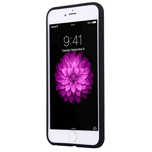 Phone case & Hülle Für iPhone 6 / 6s, gebürsteter Carbon-Faser-Beschaffenheit Shockproof TPU schützender Fall ( : For iphone 6+6s (us stock) ) For iphone 6+6s (us stock)