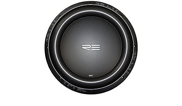 REAudio SCX V2-10 SCX Version 2 Series 10-Inch Dual 4 Ohm Subwoofer