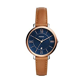 Fossil Analog Blue Dial Women's Watch-ES4274