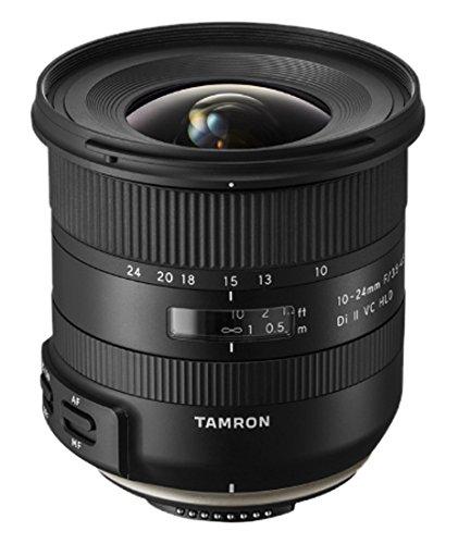 Tamron 10-24mm f/3,5-4,5Di II VC HLD Zoom Objektiv (für Nikon Kameras) - Tamron Auto